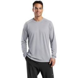 Dry Zone ® Long Sleeve Raglan T Shirt Thumbnail