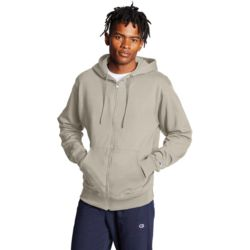 Champion S800 Adult 9 oz. Double Dry Eco® Full-Zip Hood Thumbnail