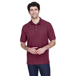 Devon & Jones D100 Men's Pima Piqué Short-Sleeve Polo Thumbnail