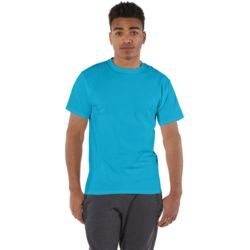 Champion T525C Adult 6 oz. Short-Sleeve T-Shirt Thumbnail