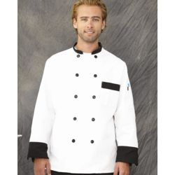 Chef Designs KT74 Garnish Chef Coat Thumbnail